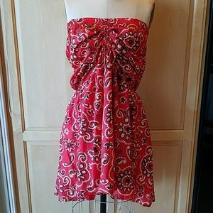 Dresses & Skirts - Vintage 70's convertible skirt/ dress